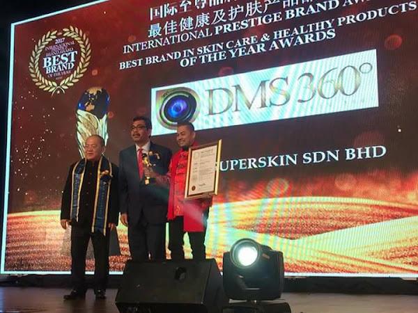 Throwback Pencapaian Dan Kejayaan DMS 2017