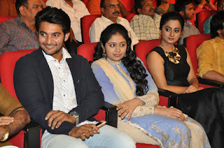 Aadi at Chuttalabbayi Movie audio Launch Photos