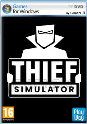 Thief Simulator pc español mega y google drive /