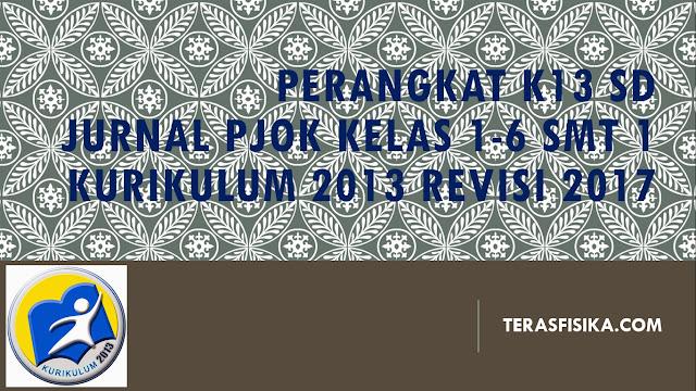 Jurnal PJOK SD/MI