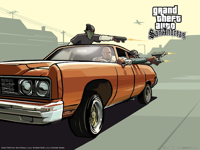 Cheat Lengkap GTA San Andreas PS2