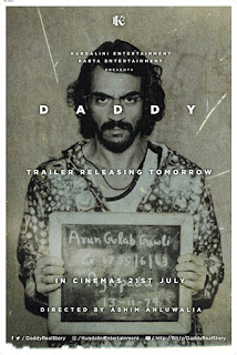 Daddy (2017) Hindi Movie 190Mb hevc HDRip