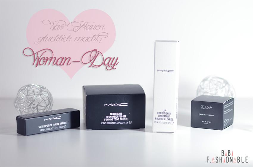 Woman-Day Haul