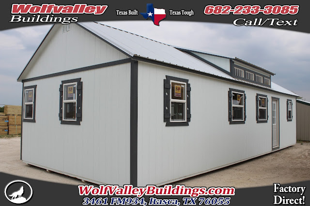 Sheds, Barns, Cabins News and updates