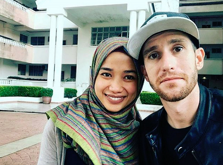 Kareef Danial (Mat Dan) & Nadifa Adnan