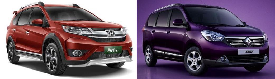 Honda BRV vs Mobilio Comparison Review