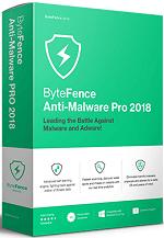 ByteFence Anti Malware Pro 2018 Latest Full Version
