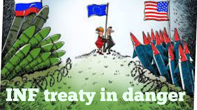 INF treaty will be end, INF treaty pullout