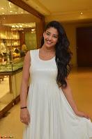 Daksha Nagarkar Cute Beauty in Sleeveless White Dress at Khwaaish Exhibition Launch 2017 ~  Exclusive 050.JPG