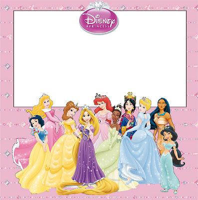 Imprimibles De Princesas Disney Ideas Y Material Gratis