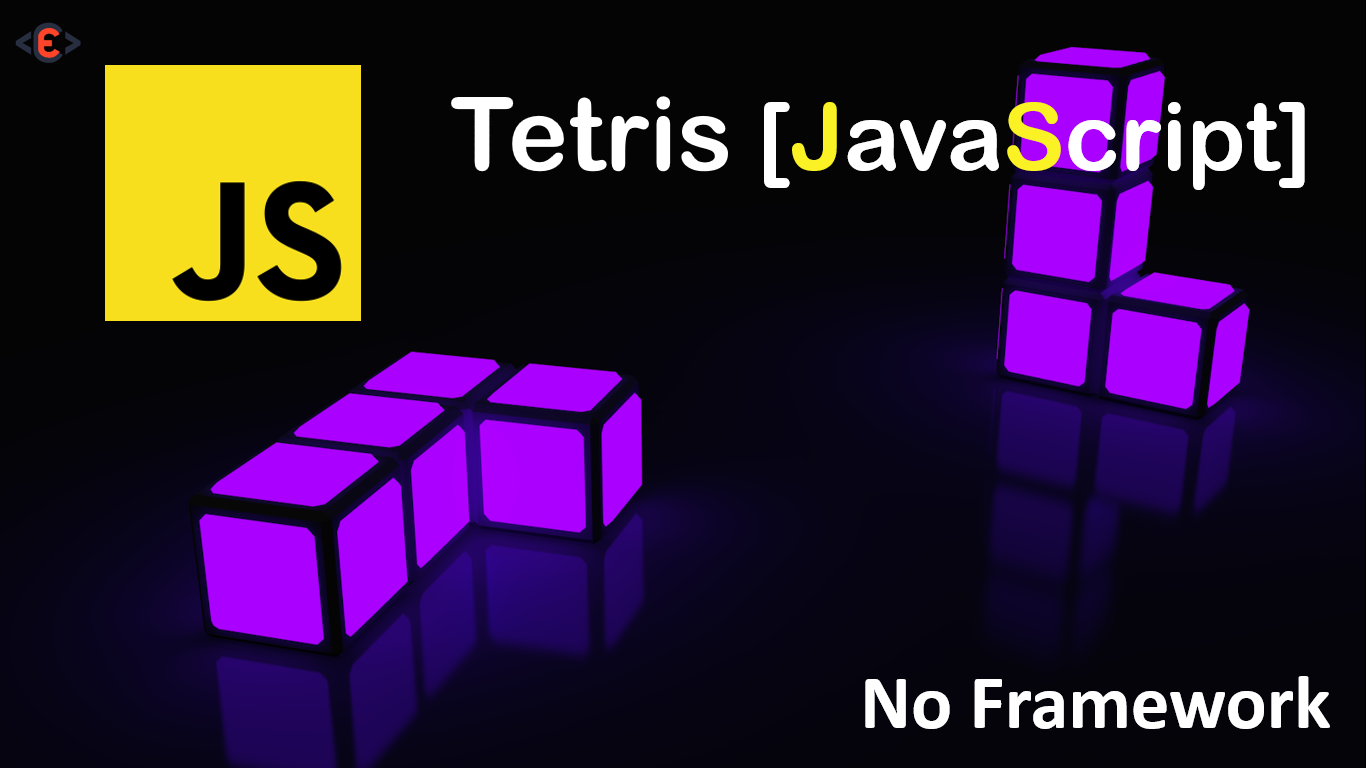 HTML5 CANVAS SNAKE GAME TUTORIAL - Create The Tetris Game