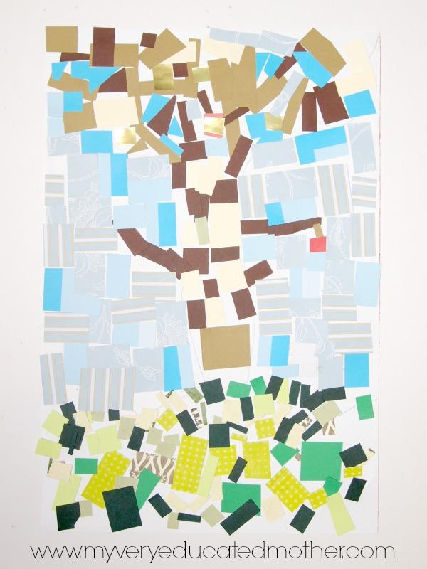 Fall Mosaics
