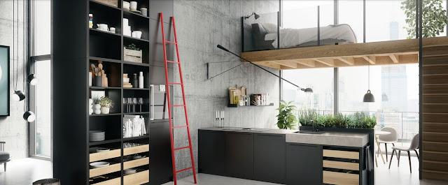 modern kitchen pendant light