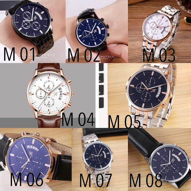 Jimshoney Timepiece 8036
