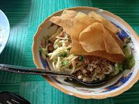 Dempo Dumplings Noodle