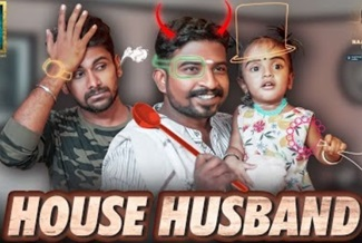 Episode -3 | House Husband | Naan Komali 1+1 | Blacksheep