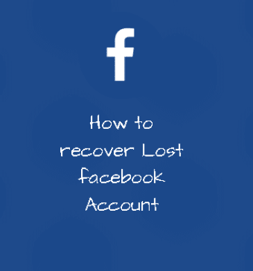How I can recover my old account? | How to recover your old