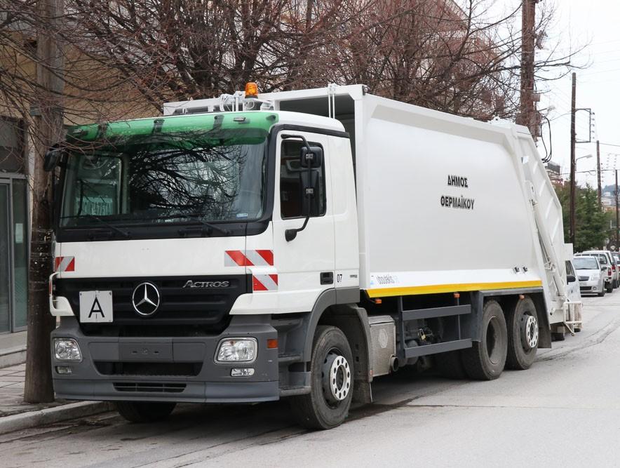 Με συσκευές τηλεματικής παρακολούθησης εξοπλίζουμε τα οχήματα της υπηρεσίας Καθαριότητας