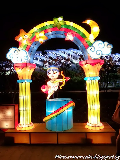 星座预测-海湾花园-中秋节Horoscope Forecast@Garden by the Bay-Mid Autumn Lanterns