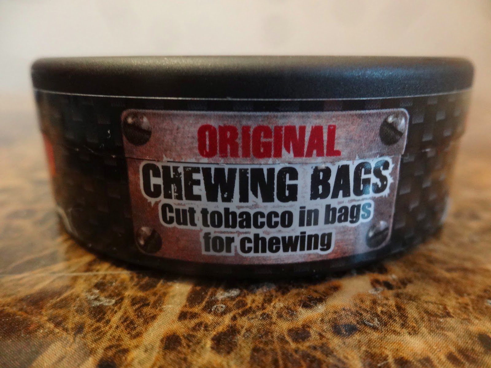 Snubie com: Thunder Chew Bags & Chewing Tobacco - (Old Reviews)  11