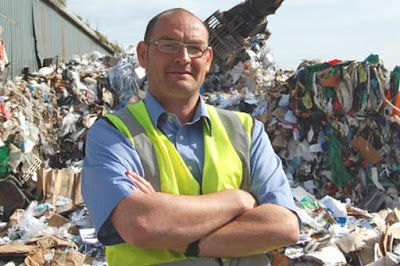 Waste Manager Job Search