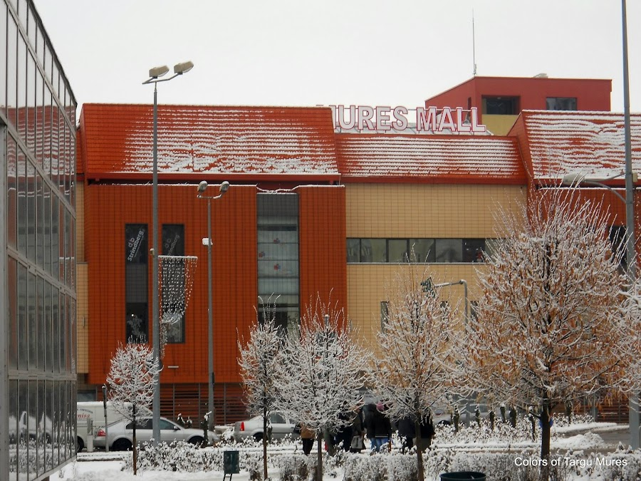Vedere Mures Mall