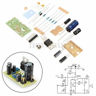 TDA2030 Power Amplifier for Amp Subwoofer