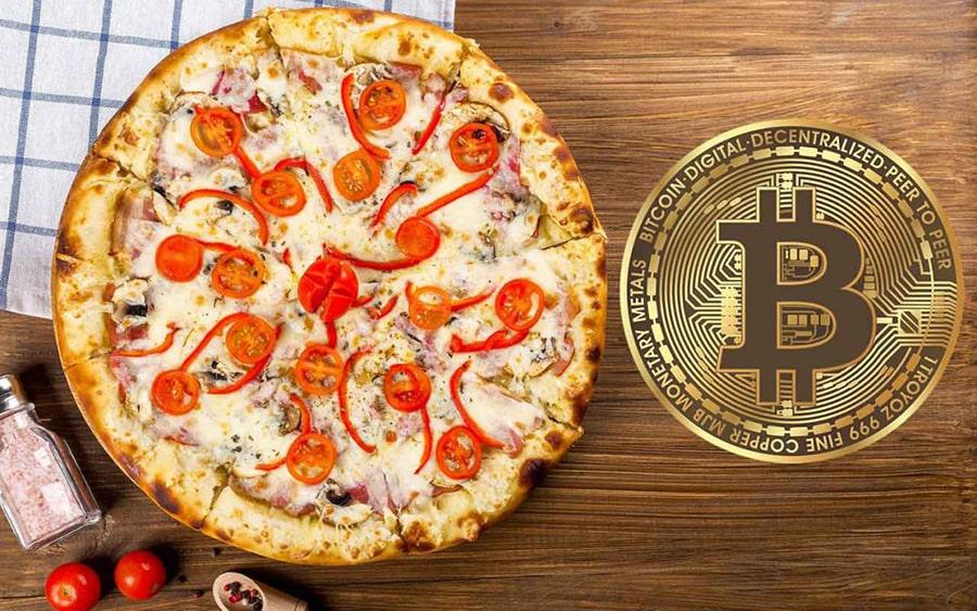 Сделка: пицца за биткоины