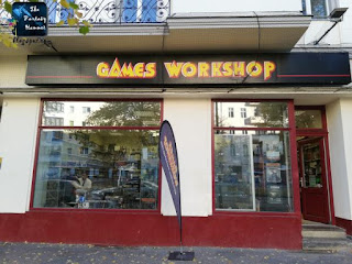 Games Workshop Berlin 2