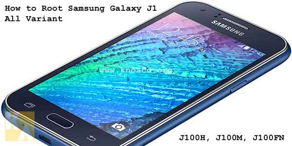 Root Samsung Galaxy J1 All Variant