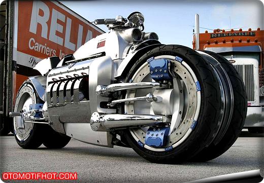 Gambar Motor Tercepat Di Dunia Dodge Tomahawk