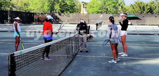 Aldila Sutjiadi Melaju ke Final Turnamen Tenis ITF W60k Charlottesville