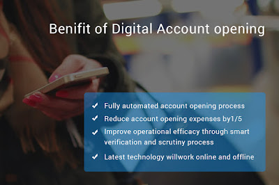 Digifin:-Digital Account Opening Software Smart account opening software for digital savvy banks and all financial Institution