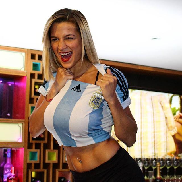 Φωτογραφικό αφιέρωμα στην Giselle Gómez Rolón