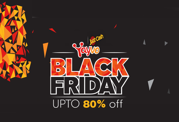 Yayvo's Black Friday started the presubscriptions