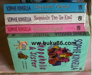 Novel Shopaholic by Sophie Kinsella