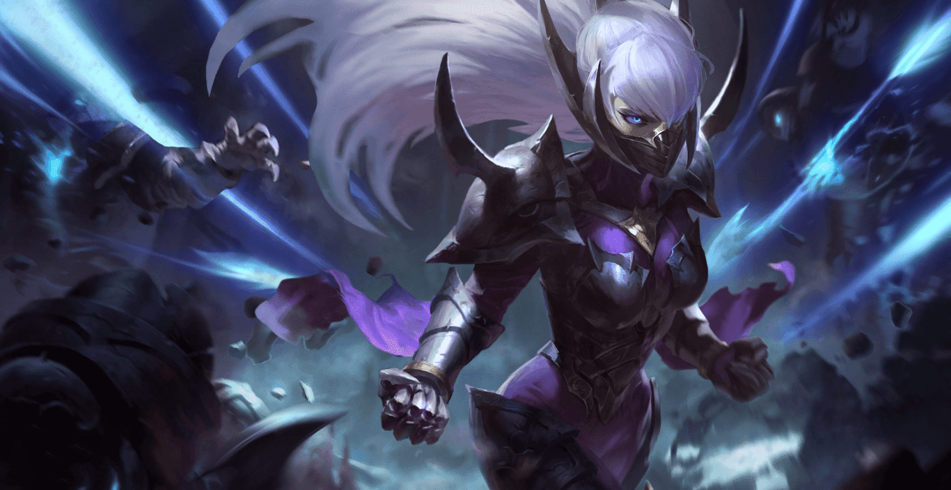 Nightblade Irelia - Animated [1080p 60FPS] [Wallpaper Engine Free]