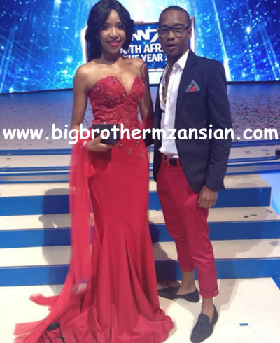 K2 And Blue Best Dressed At ANN7 SATY Awards 2015