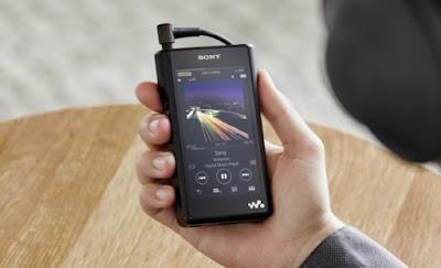 Sony NW-WM1A Walkman