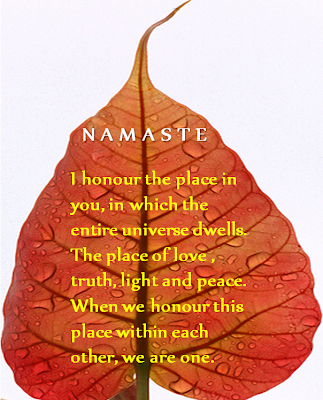 m yoga center the anjali mudra