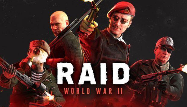 RAID WORLD WAR II-FREE DOWNLOAD
