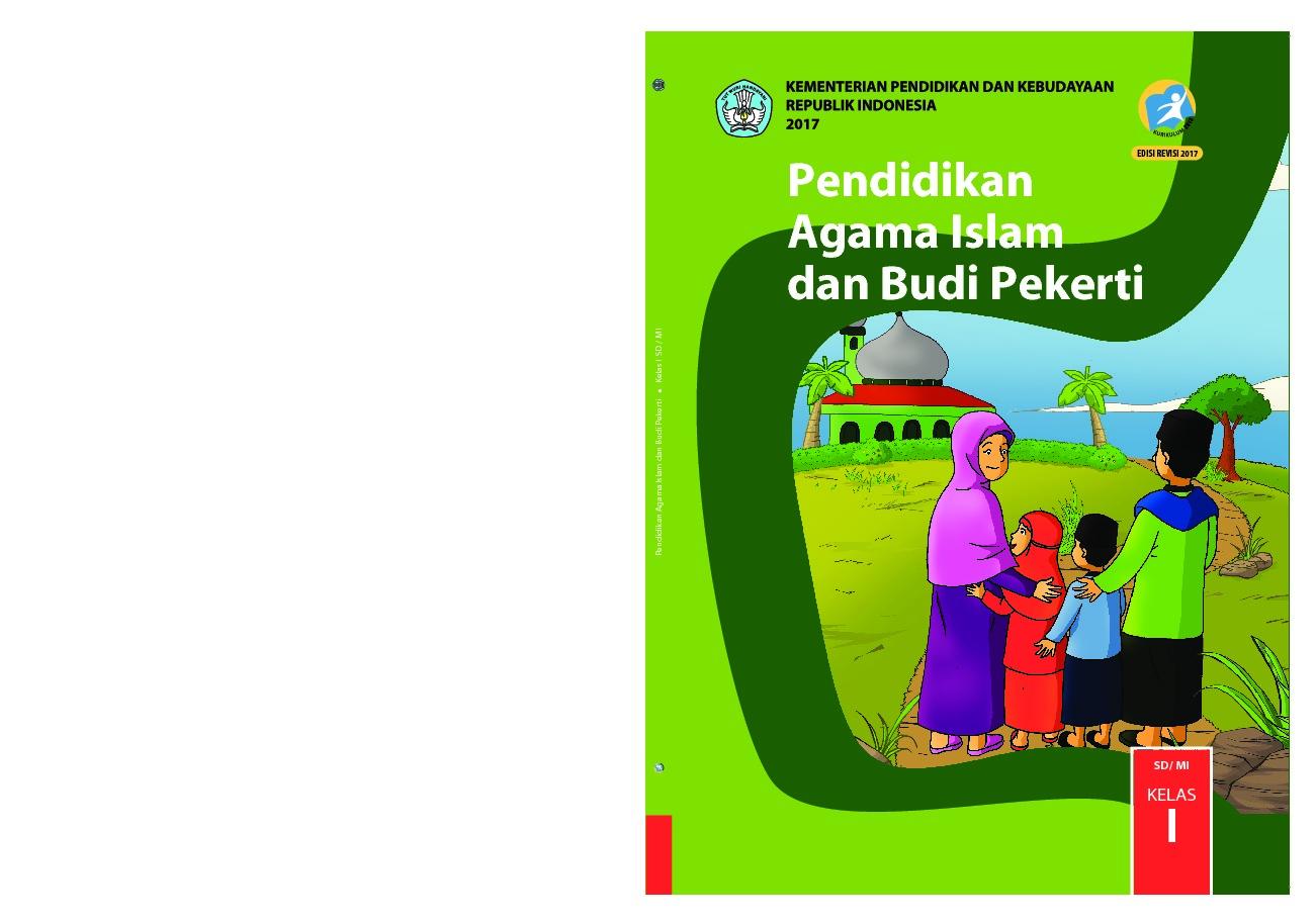 Buku Agama Islam Kelas 4 Sd Kurikulum 2013 Revisi 2017
