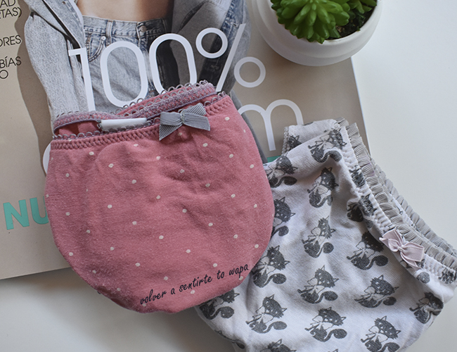 Ropa Interior de WomenSecret - Braguitas de algodón