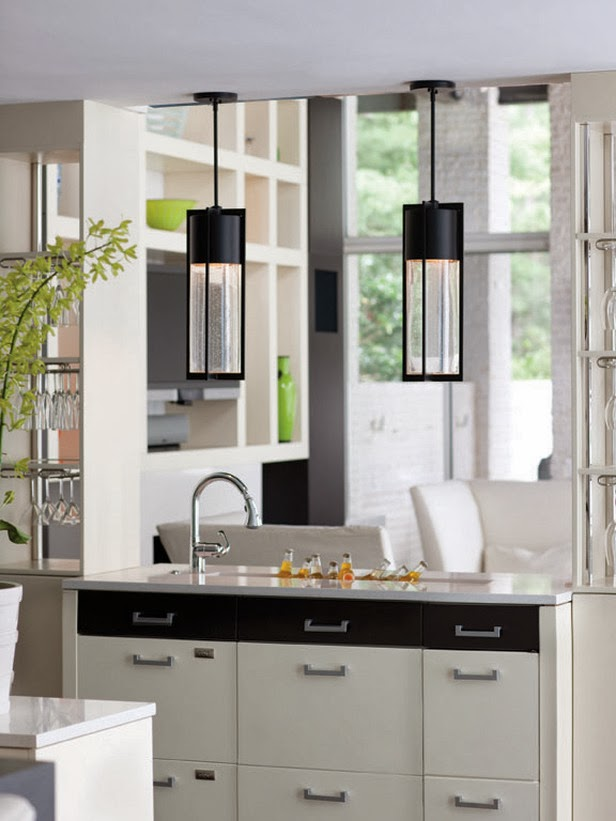 Modern Furniture: 2014 Bright Ideas For Kitchen Lighting