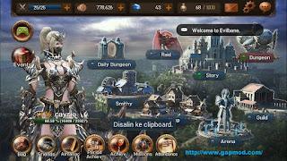 Download EvilBane: Rise of Ravens v1.0.2 Apk RPG Android