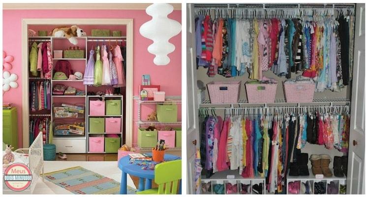 closet infantil montessori