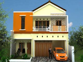Gambar Desain Rumah 2 Lantai 05