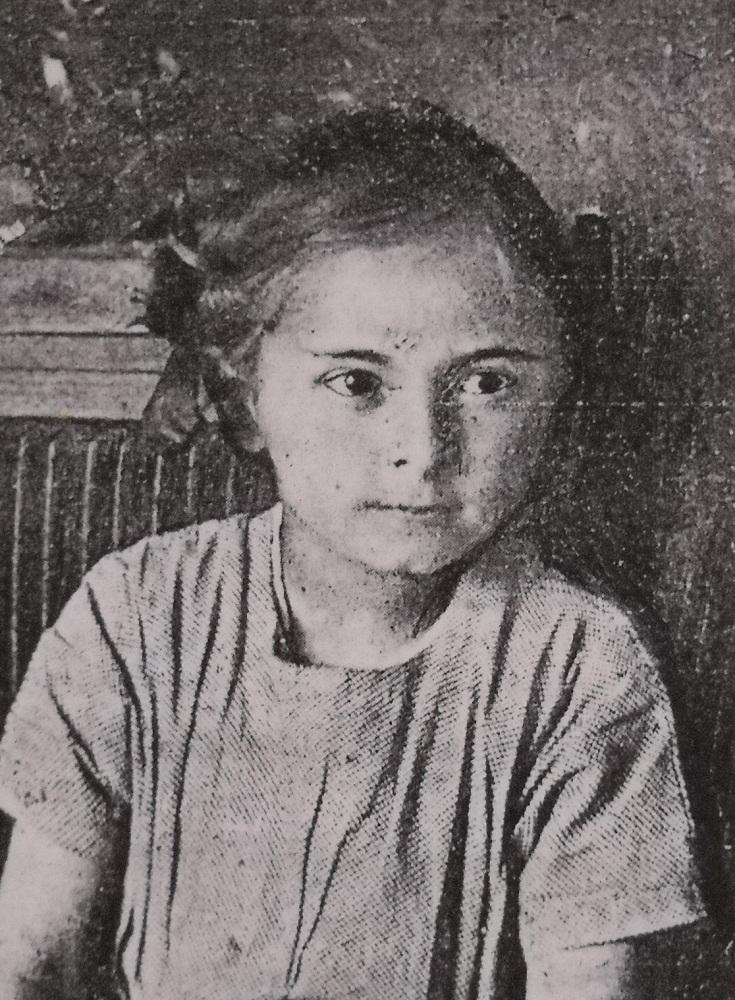 Леся Петлюра, 1911-1941 (світлина 1920 р.)