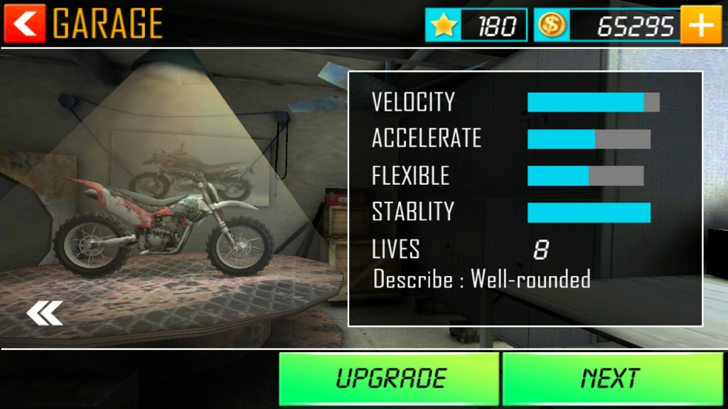 Free Android Game Bike Racing 3D