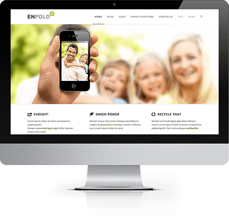 Enfold - Responsive Template Wordpress